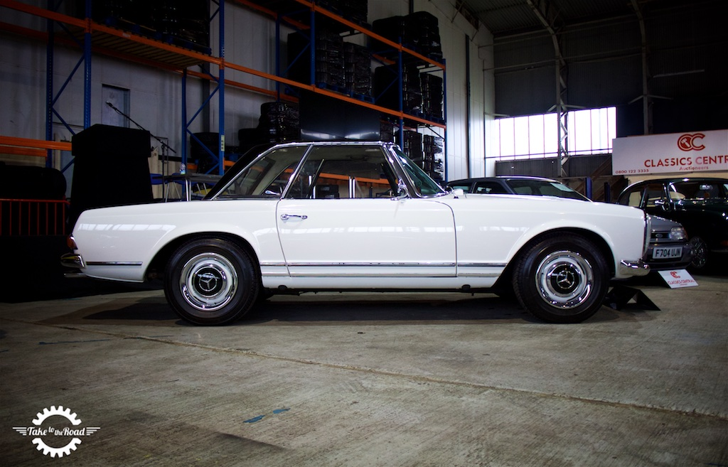 Take to the Road Feature Classics Central Auctions