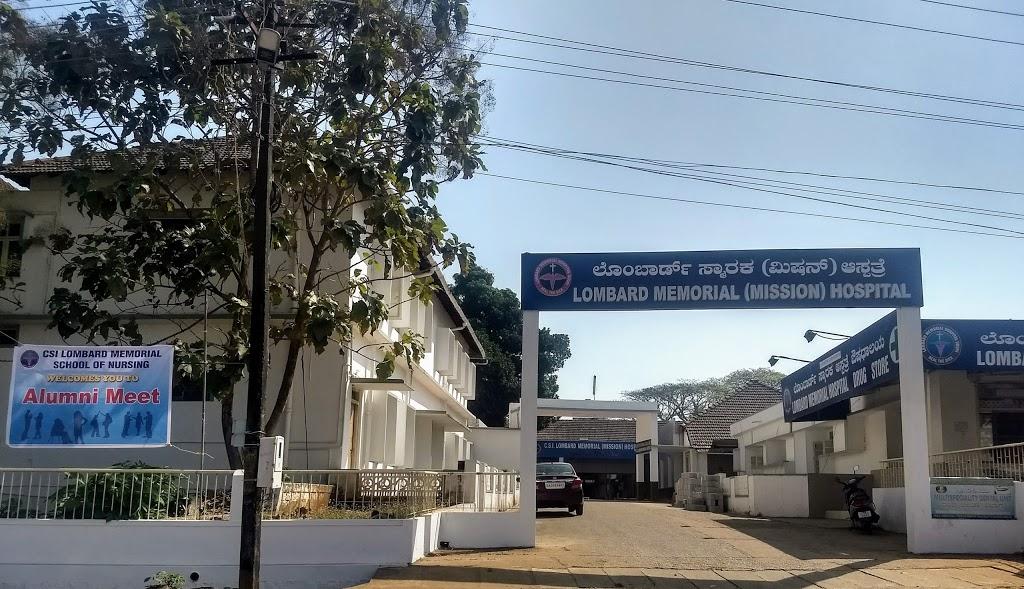 C.S.I. Lombard Memorial College Of Nursing, Udupi