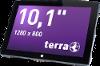 Mit dem TERRA Type Cover wird das Tablet einfach zum Laptop