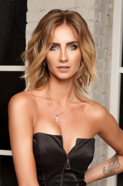 Profile photo Ukrainian lady Ksenia