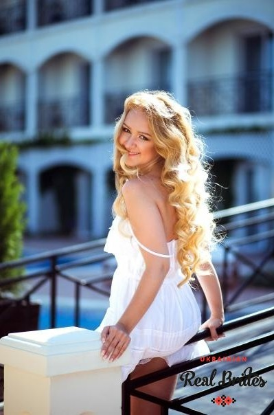 Profile photo Ukrainian lady Daria