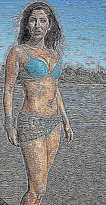 Un clin doeil dun homme a une femme