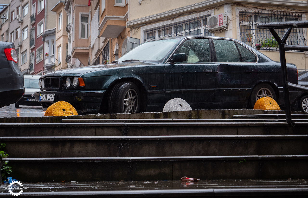 Street Cars of Istanbul