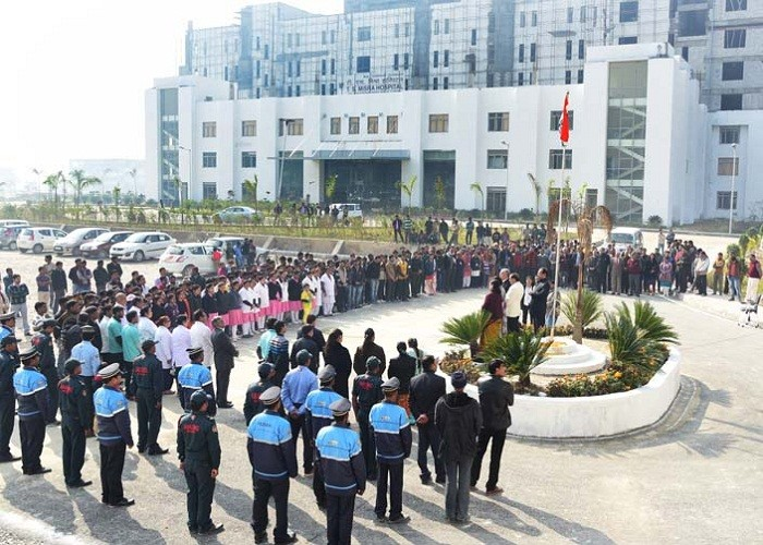 T S Misra Medical College and Hospital, Amusi, Lucknow Image