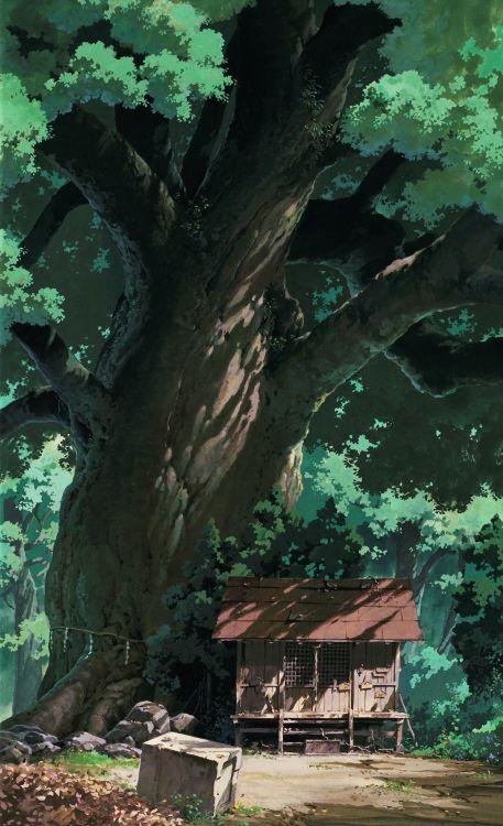 Anime Nature Background 10