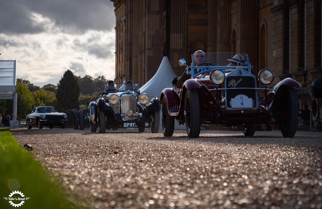 Spectacular Alfa Romeo Racers to headline at Salon Privé