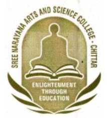 Sree Narayana Arts and Science College, Chittar, Pathanamthitta