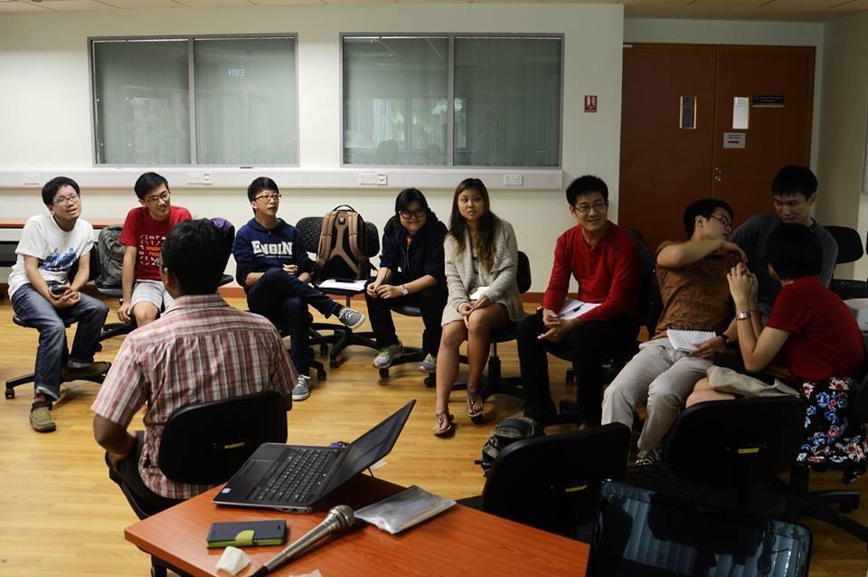 Humanitarian Engineering Talk