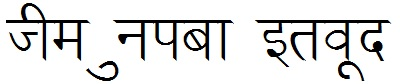 Download NewDelhi Hindi Font