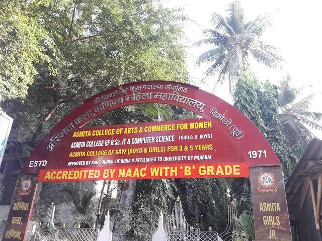 Asmita College of Arts and Commerce for Women, Mumbai