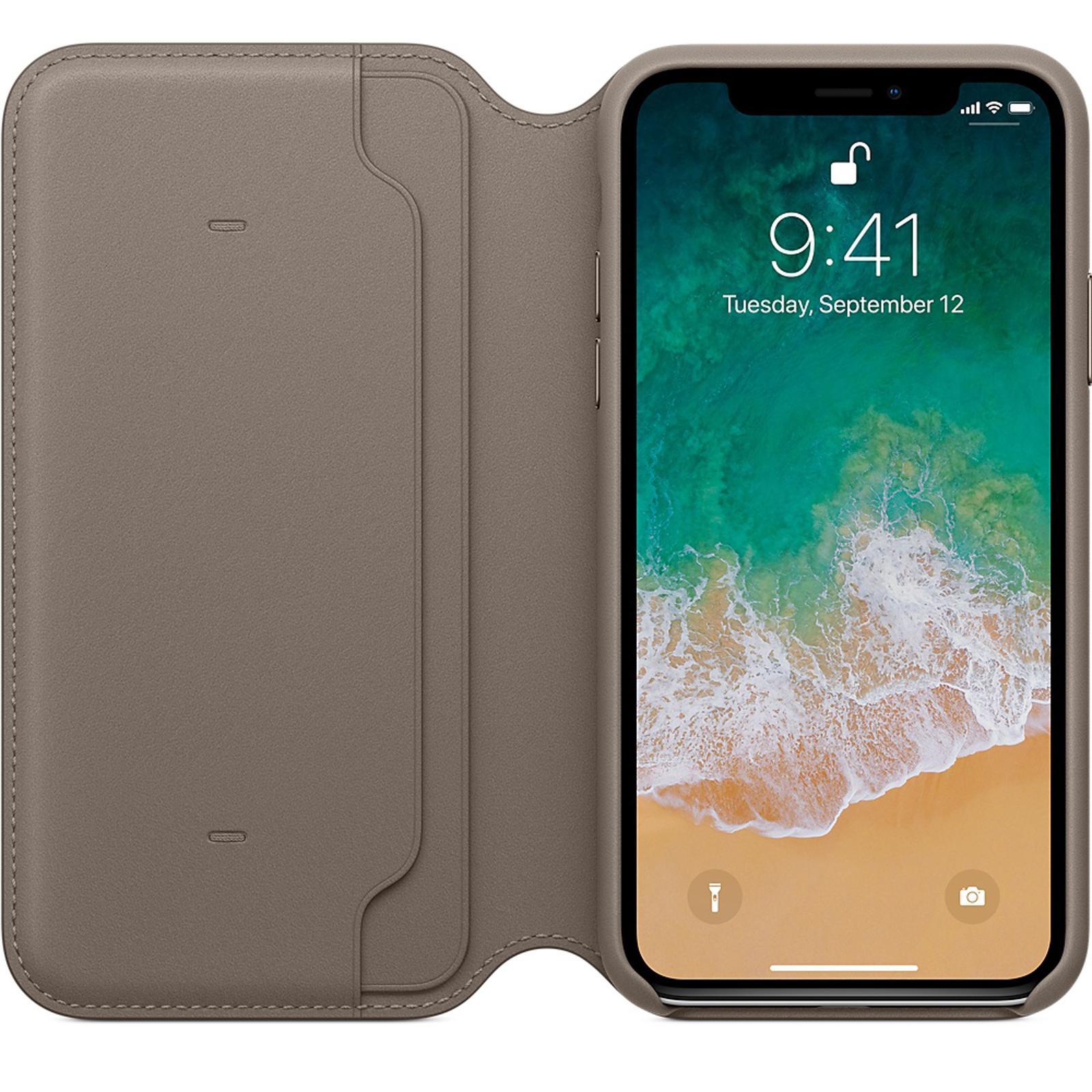 Nouveau-cuir-flip-portefeuille-Folio-Telephone-Etui-Housse-Pour-Apple-iPhone-11-Pro-Max-Xs-XR miniature 40