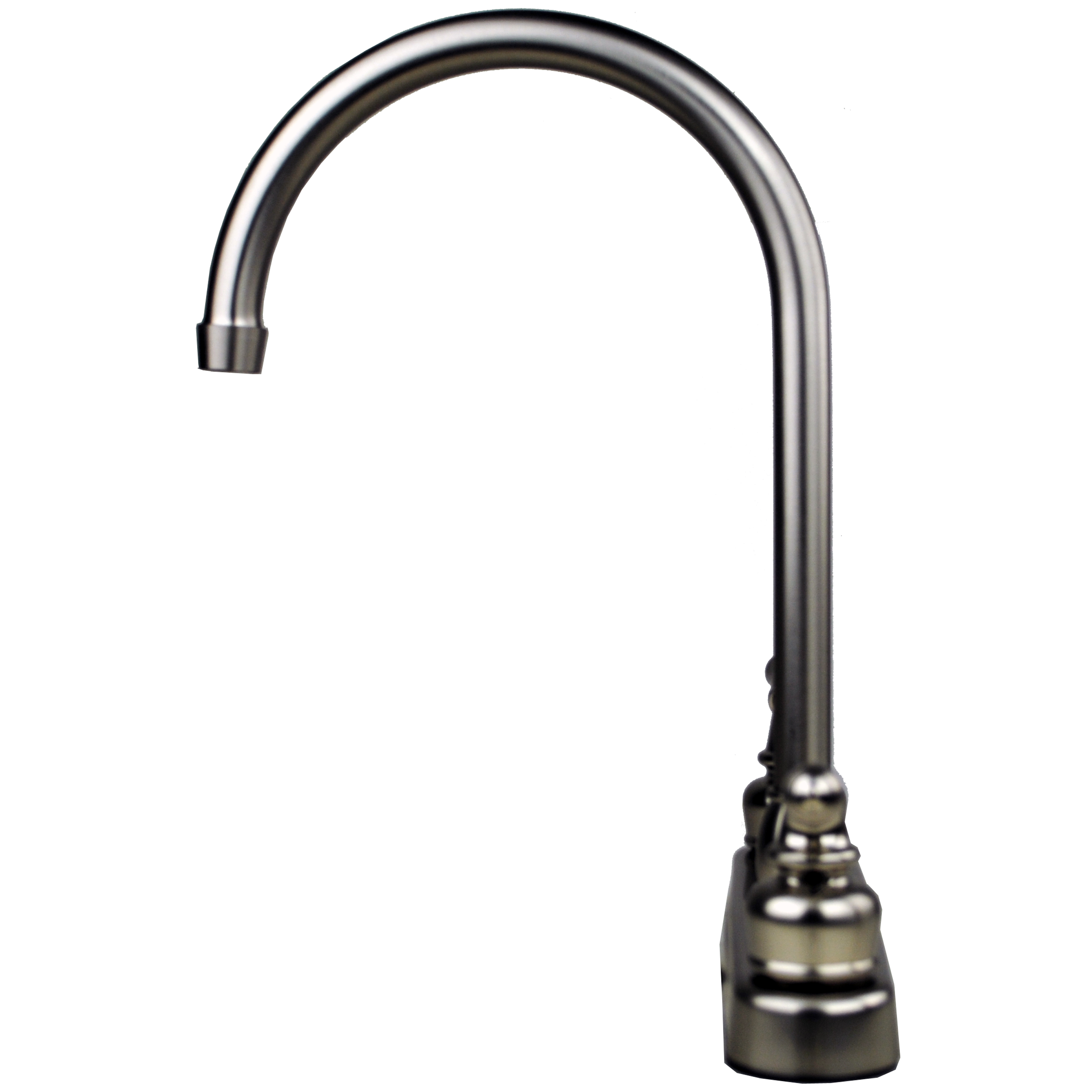 Kitchen Faucets For Mobile Homes: RV/Mobile Home Classic High Arc Swivel Kitchen Faucet