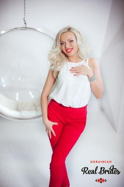 Photo gallery №8 Ukrainian bride Julia