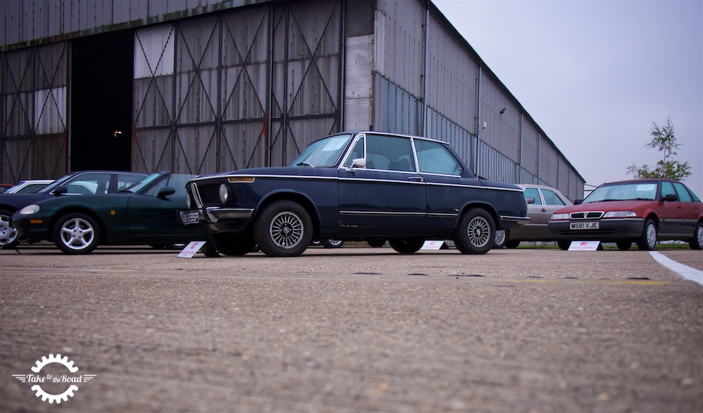 Take to the Road Review BMW 2002tii
