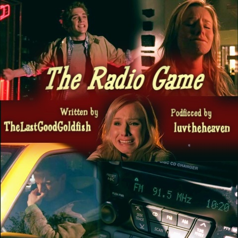 Podfic Art for The Radio Game