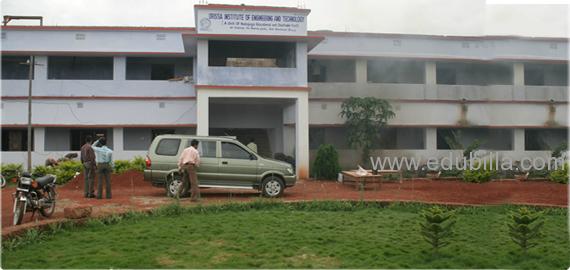 ORISSA INSTITUTE OF ENGINEERING AND TECHNOLOGY