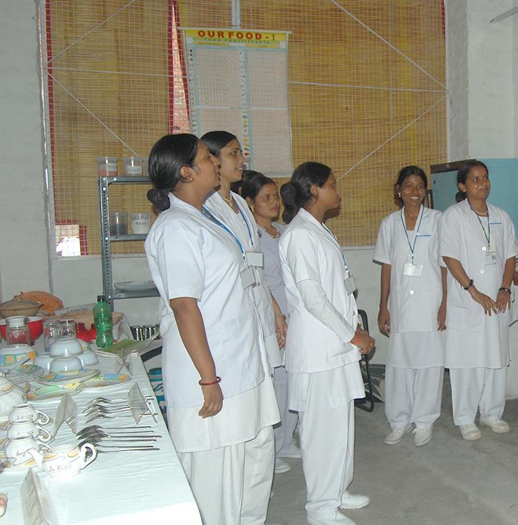 S P M Nursing College Image