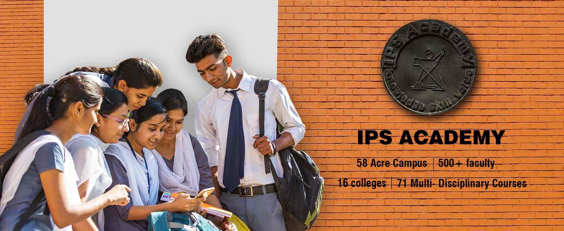 IPS ACADEMY, INSTITUTE OF HOTEL MANAGEMENT, INDORE Image