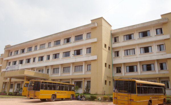 NUINS, Nitte Usha Institute of Nursing Sciences, Mangalore Image