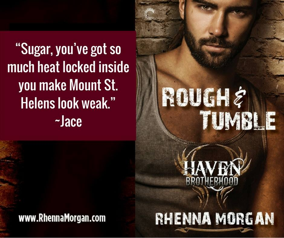 Rough & Tumble by Rhenna Morgan Teaser 1