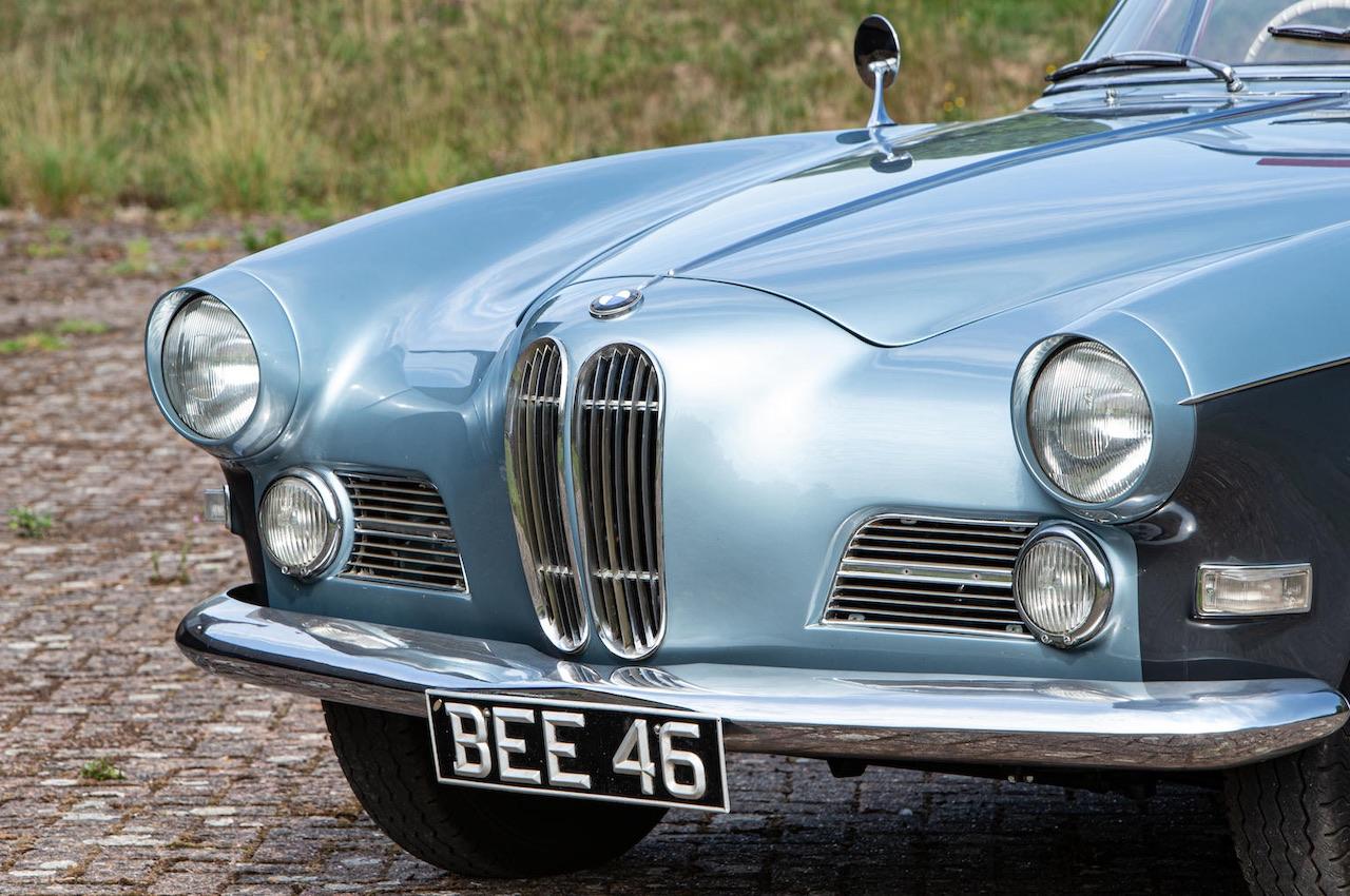 John Surtees BMW 503 set for Bonhams Goodwood Speedweek sale