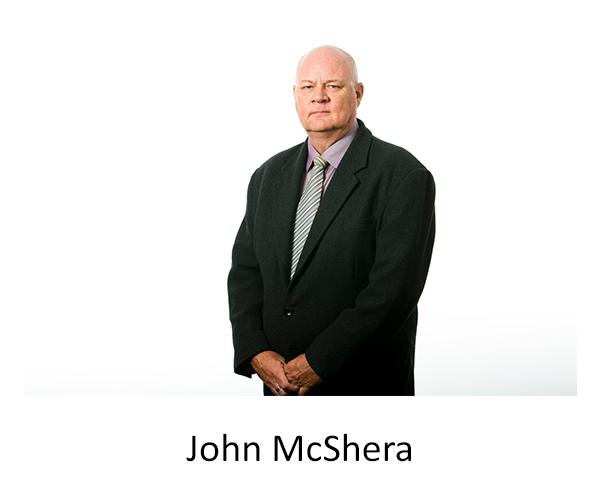 John McShera