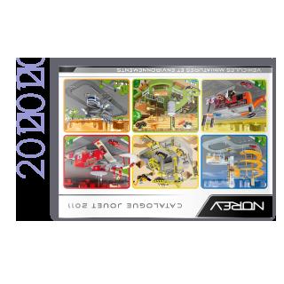 Catalogue Norev Jouet 2011