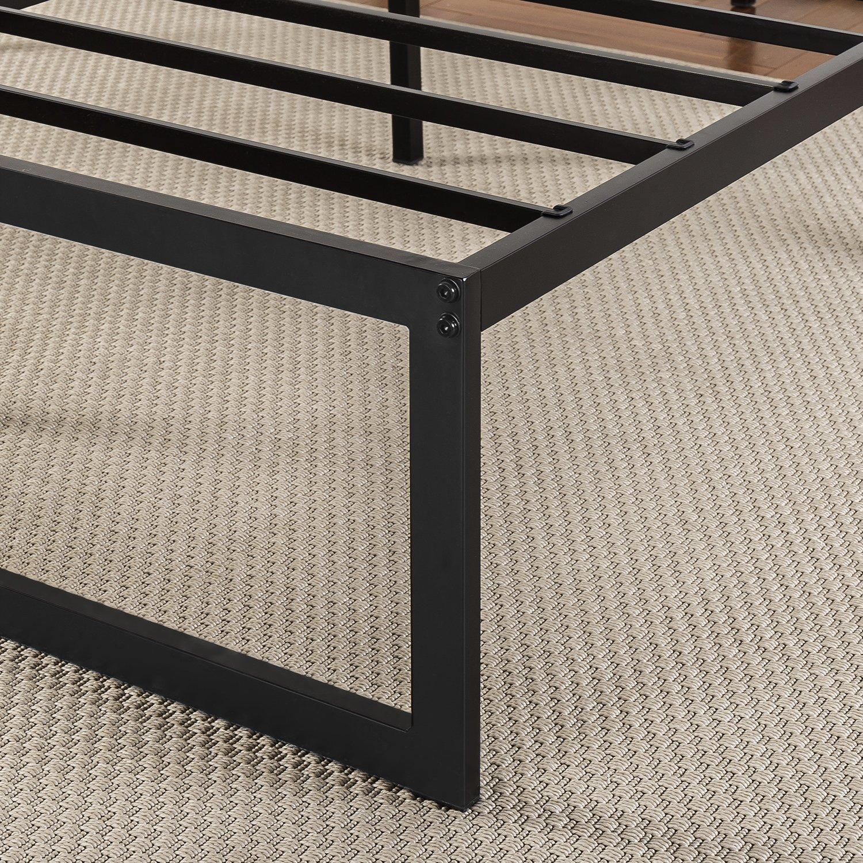 Zinus-QuickLock-SINGLE-DOUBLE-QUEEN-KING-Bed-Base-Mattress-Metal-Frame-Platform thumbnail 49