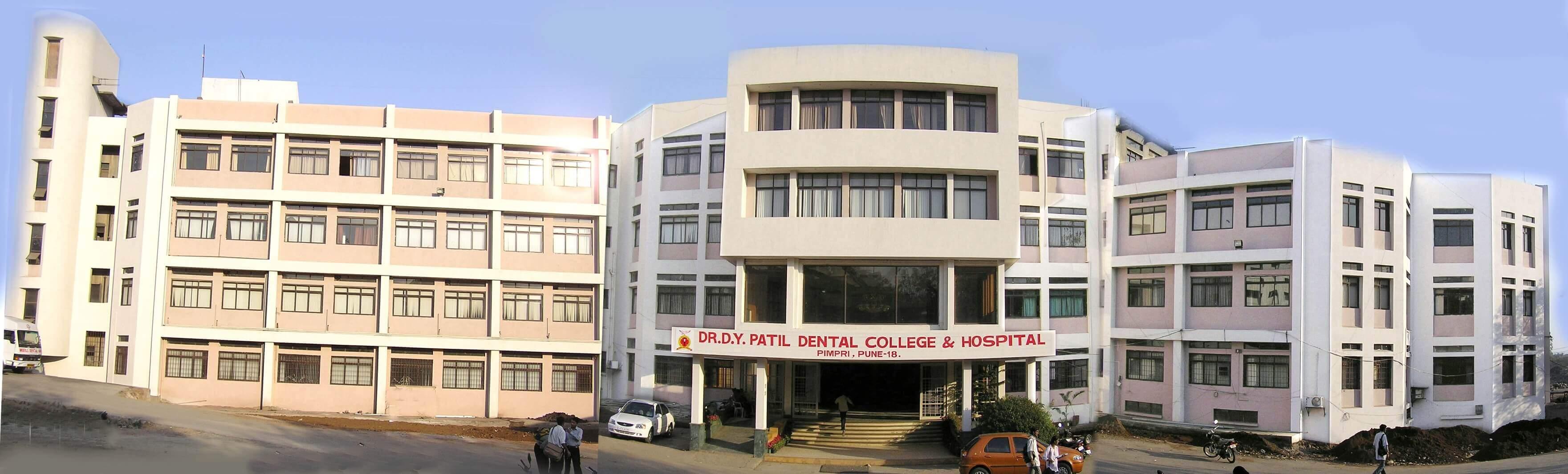 Dr. D.Y. Patil Dental College and Hospital, Pune Image