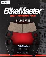 Front Brake Pads BikeMaster 96-1262 O7119 Polaris RZR 570 EPS Trail LE 2014