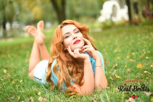 Photo gallery №11 Ukrainian bride Aliona