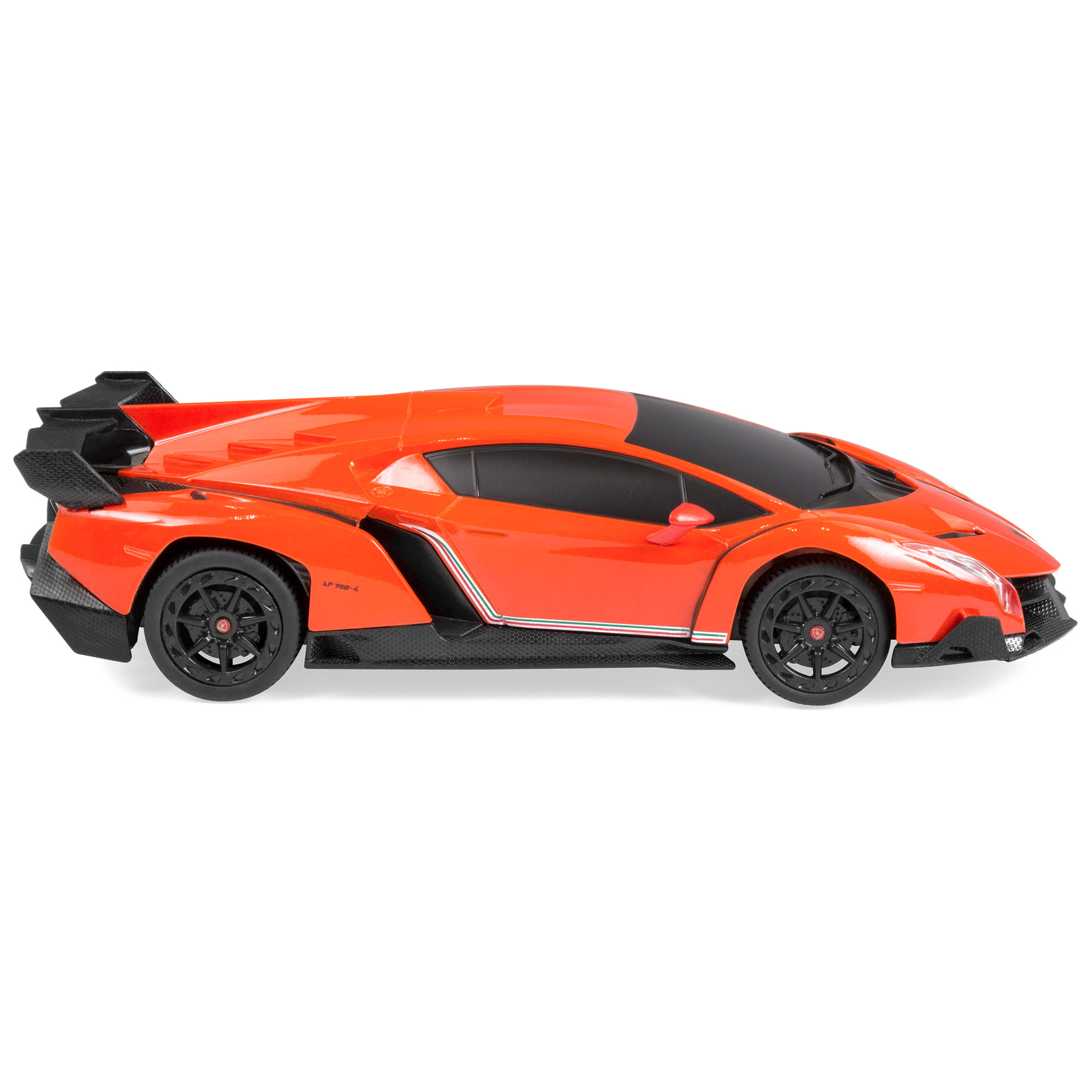 BCP-1-24-Kids-RC-Lamborghini-Veneno-Racing-Car-Toy-w-Lights-Shock-Suspension thumbnail 10