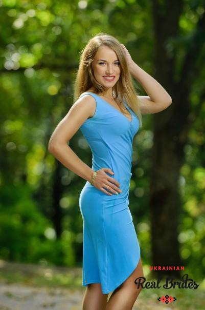 Photo gallery №1 Ukrainian bride Yaroslava
