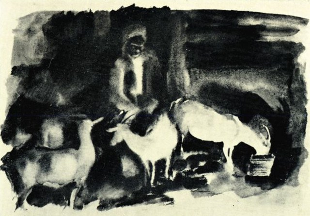 N. Kupreyanov Obra gráfica