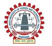 JC Bose University of Science and Technology YMCA, Faridabad