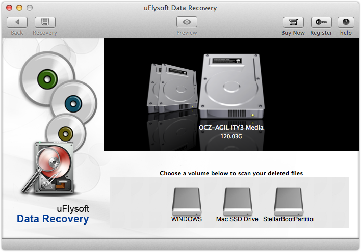 uFlysoft Data Recovery for Mac Review