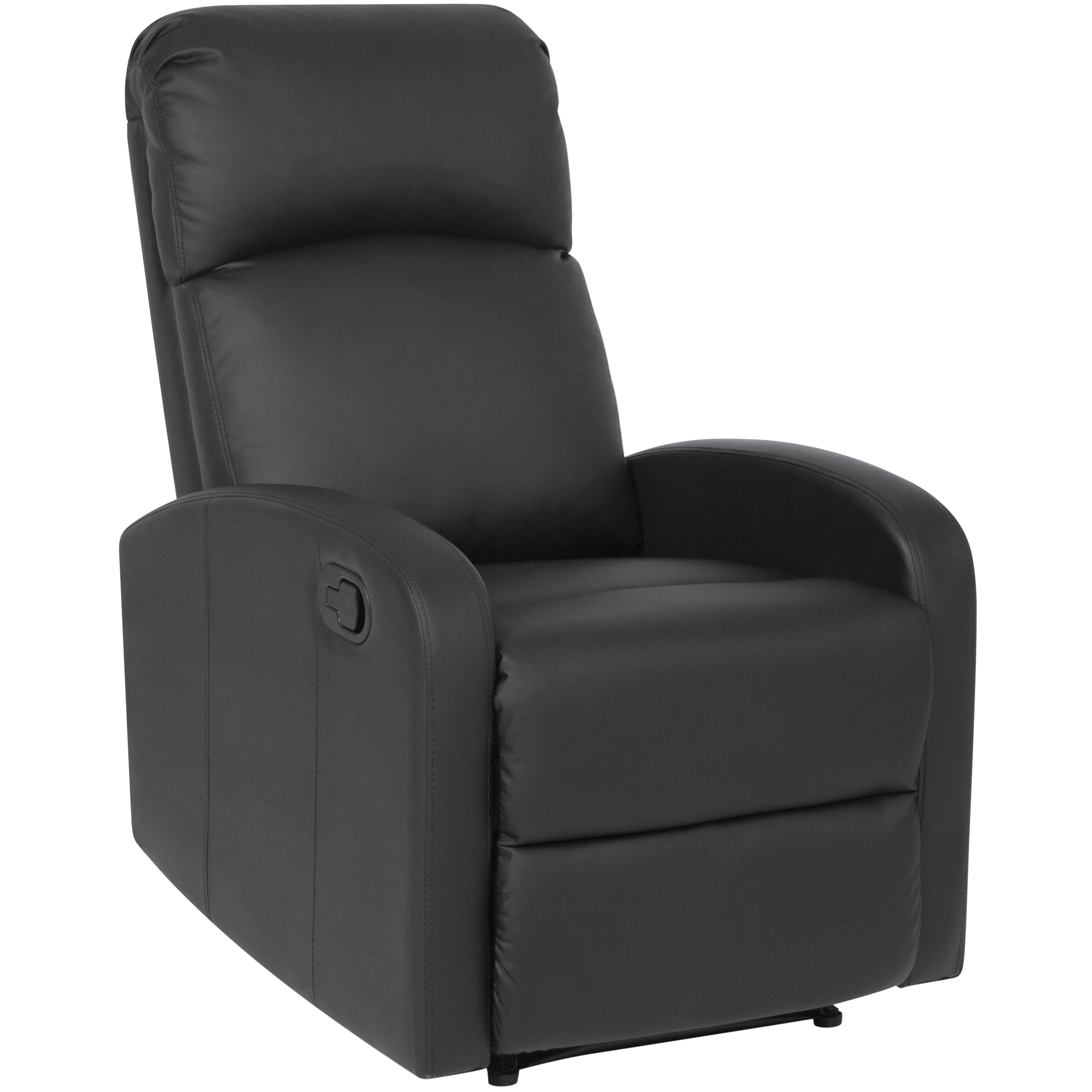 Top Bedroom Chairs Choices: Best Choice Products Home Theater Leather Recliner Chair