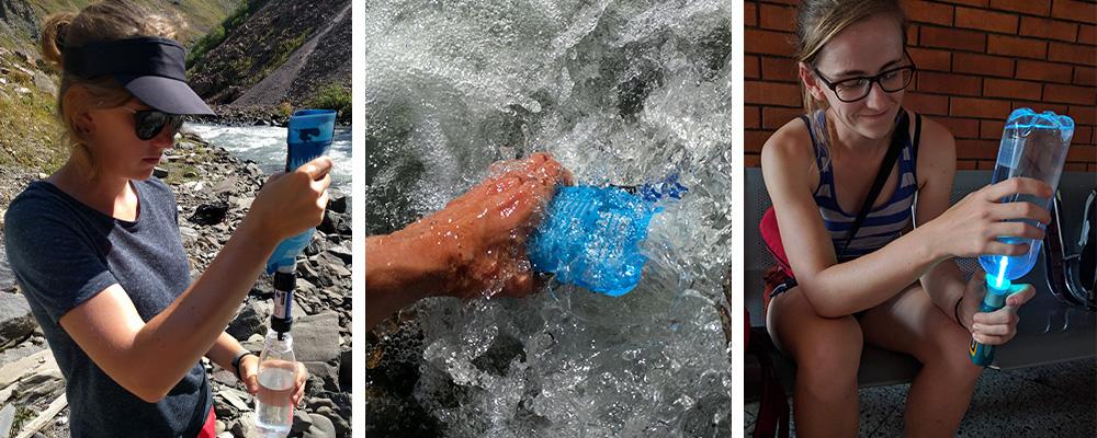 waterfiltersystemen