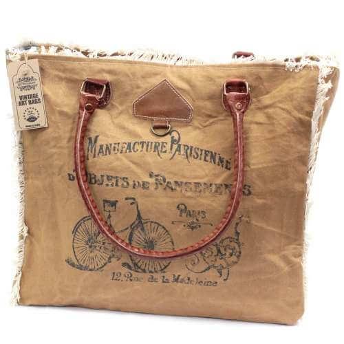 Vintage Bag - D'object de Pansements
