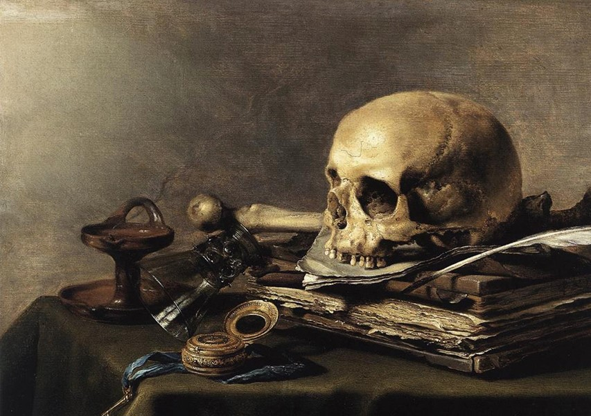Art by Pieter Claesz