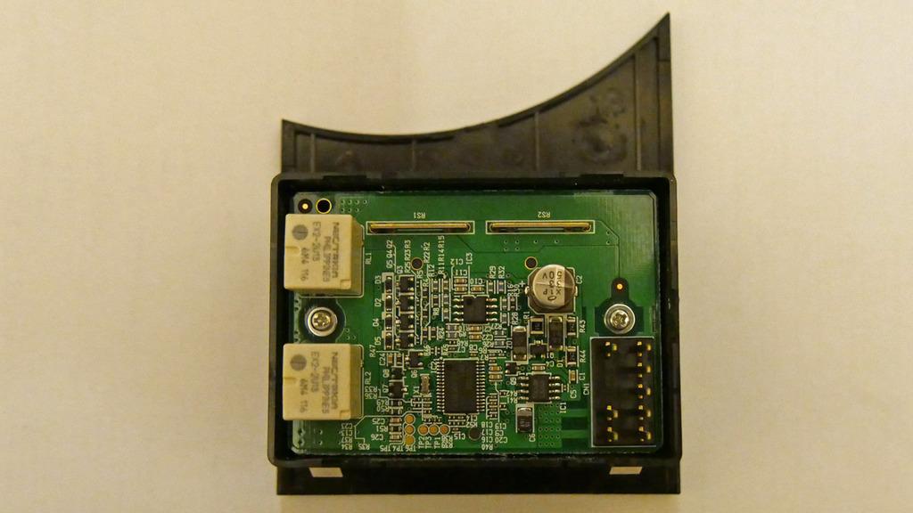 MX5 PRHT Window Switch
