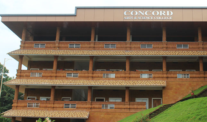 Concord Arts and Science College, Kannur