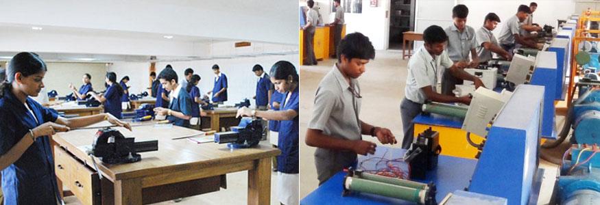 P S B Private Industrial Training Institute Image