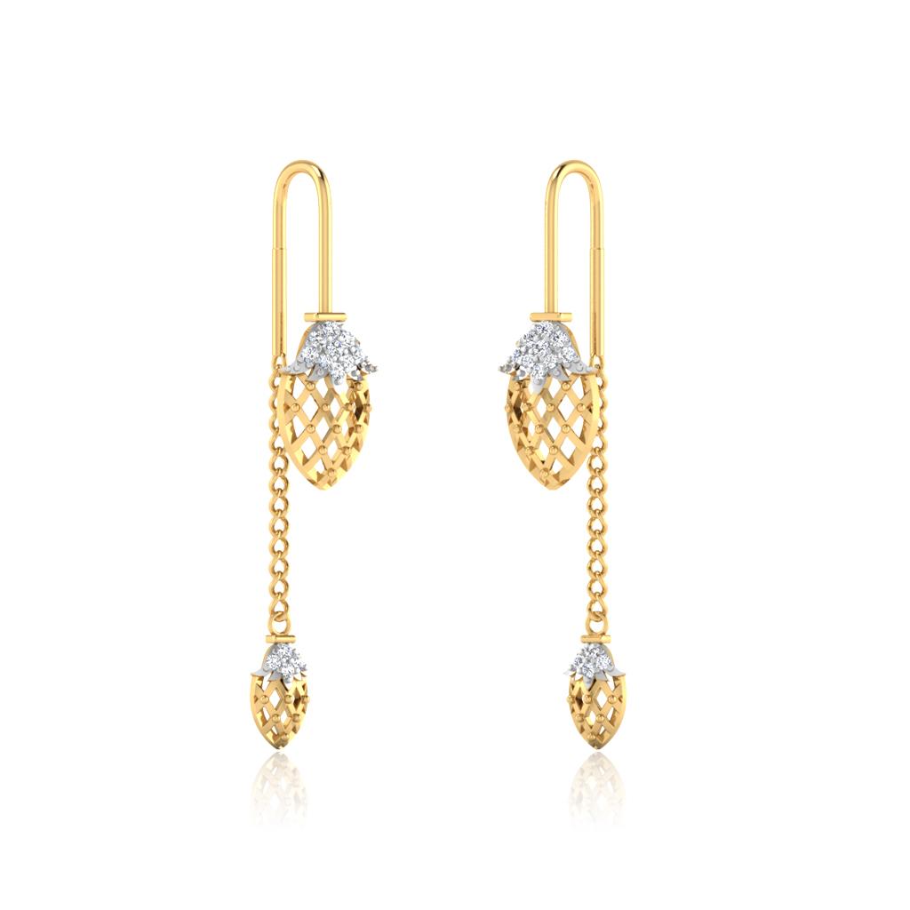 The Yamini Diamond Sui Dhaga