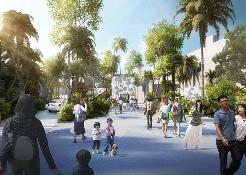 MVRDV wins competition Tainan, Taiwan urban lagoon transformation