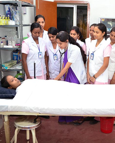 Kalindi Institute Of Nursing Sciences, Kanker