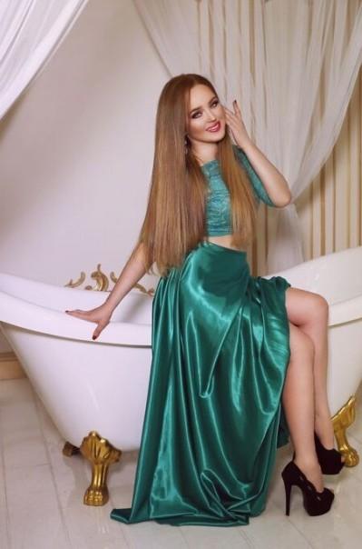 Profile photo Ukrainian lady Svetlana