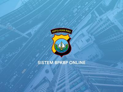 Sistem BPKB Online (2016)