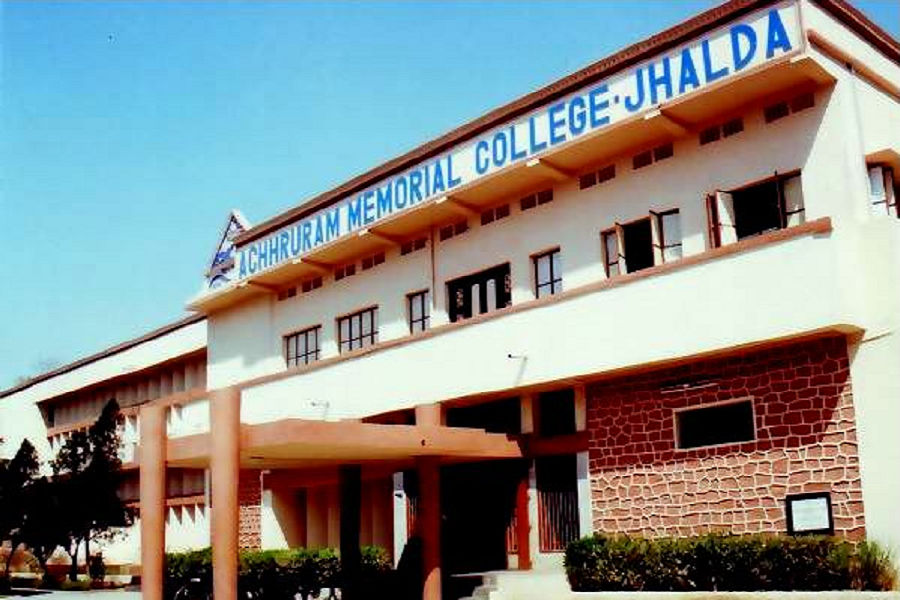 Achhruram Memorial College, Purulia