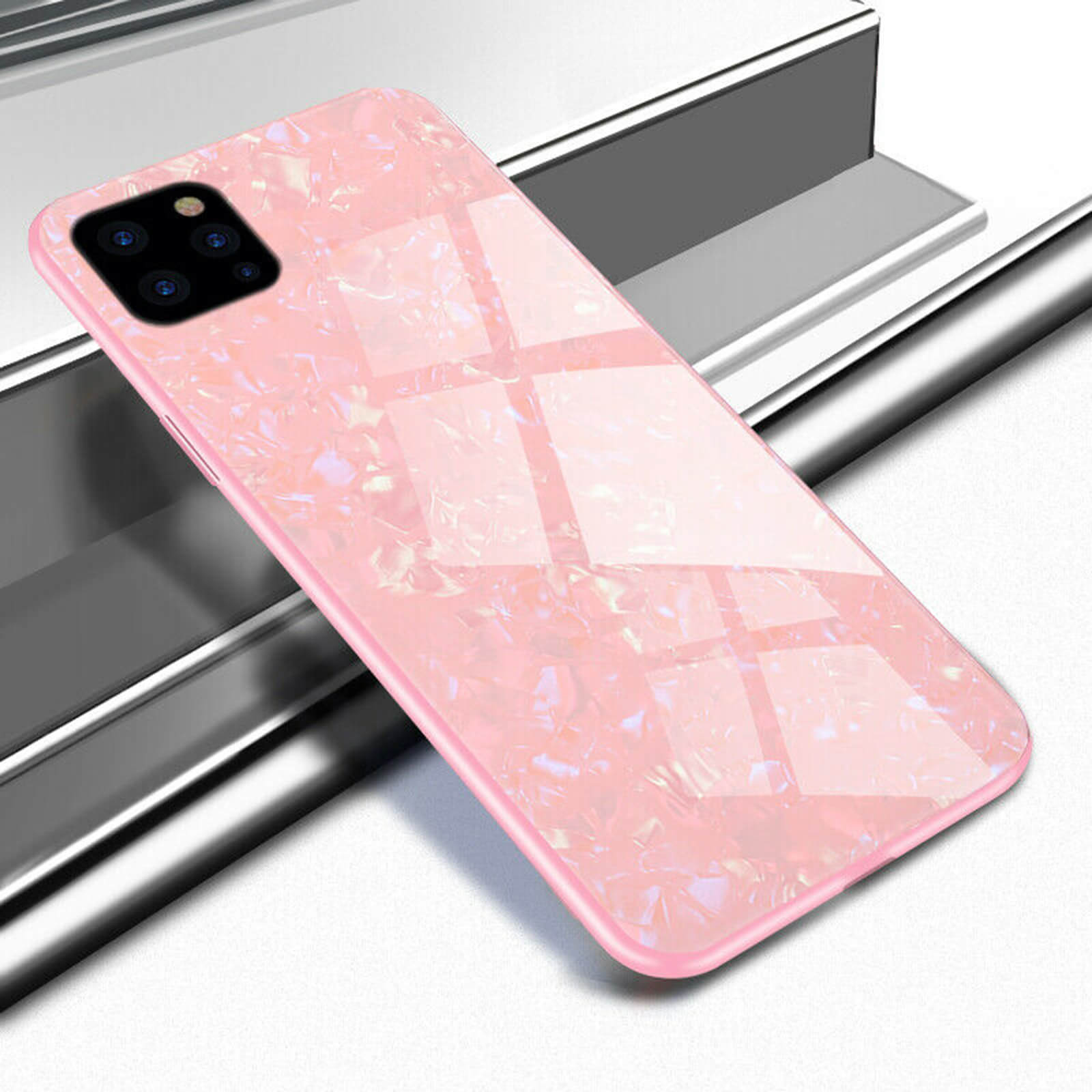 Luxury-Marble-Tempered-Glass-Case-Cover-For-Apple-iPhone-11-Pro-Max-X-XS-XR-8-7 thumbnail 47